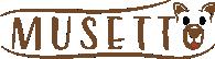 MUSETTO - Musetto - dárkové bedny pro psy a kočkyLOGO